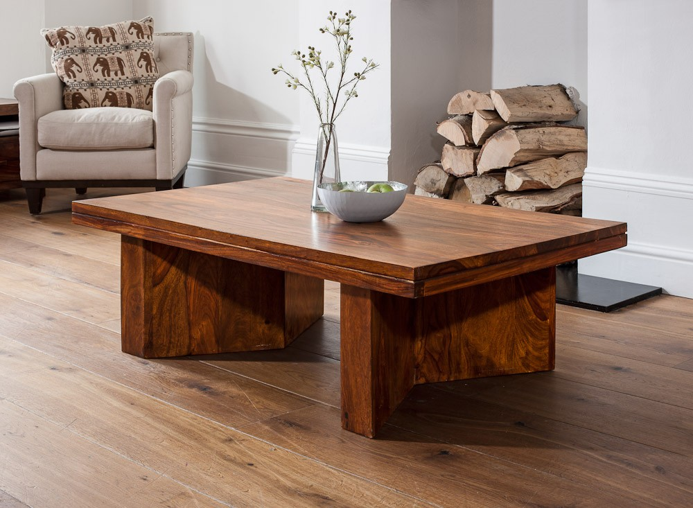 Climate resistant outdoor wood table for all seasons