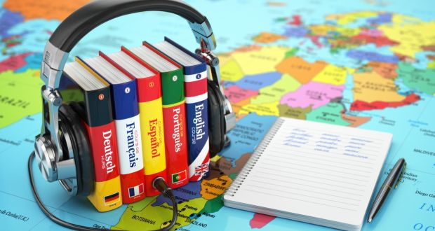 language learning device